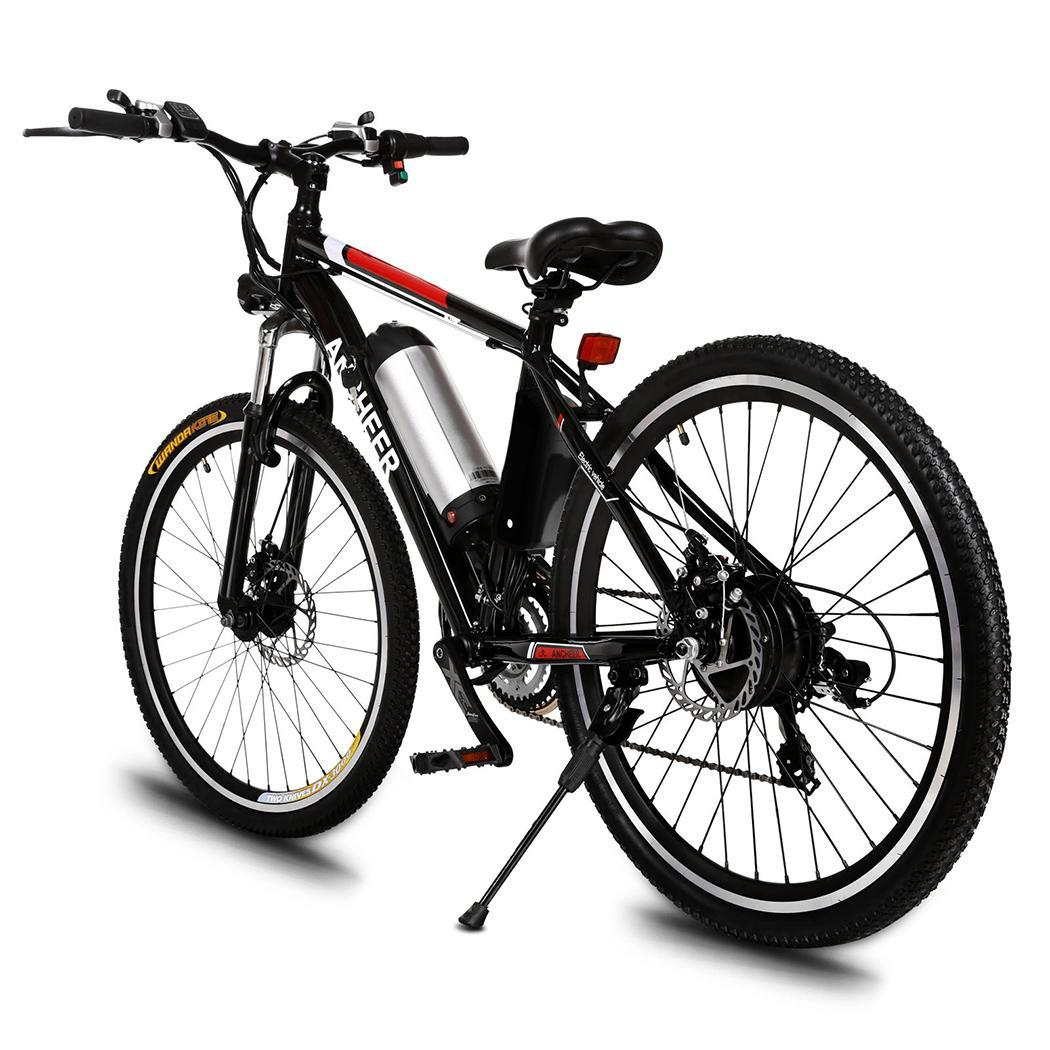 U S 26 Quot Unisex Folding Electric Mountain Bike 27 Speed E