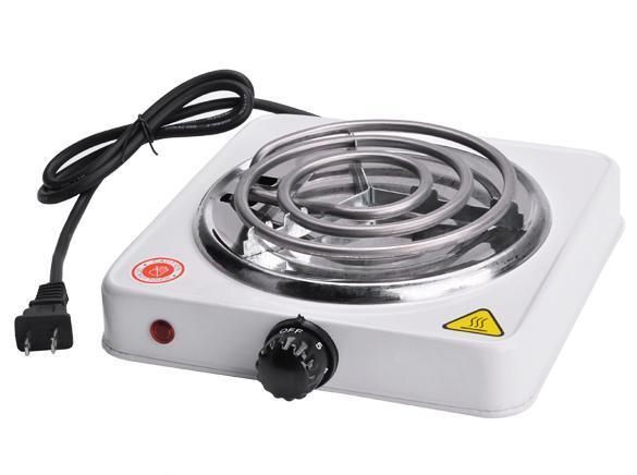 Portable Electric Stove ~ Portable electric stove fifth burner hot plate heater new