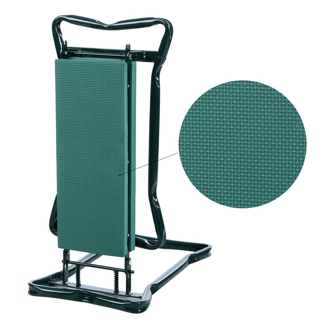 Folding Chair Gardening Kneeler Kneeling Knee Pad Seat