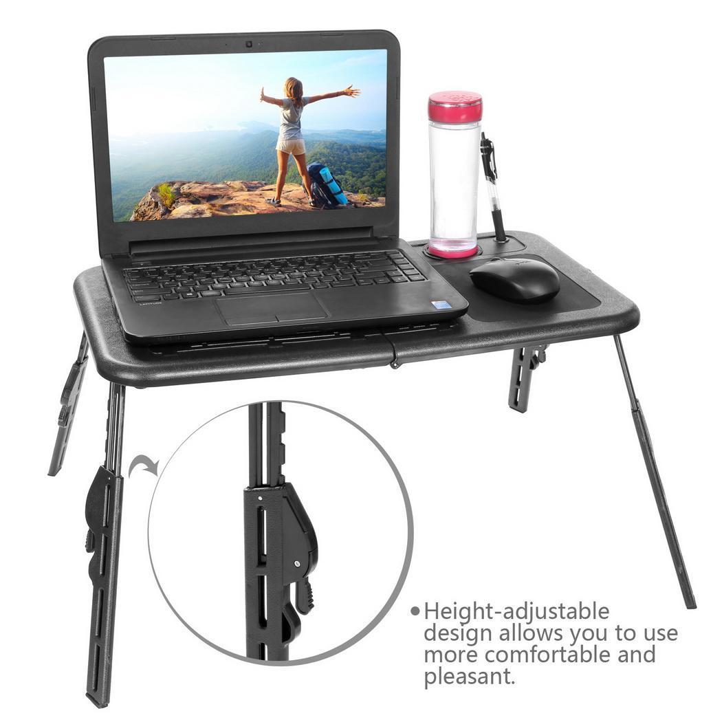 Adjustable Laptop Notebook Computer Stand Holder Desk